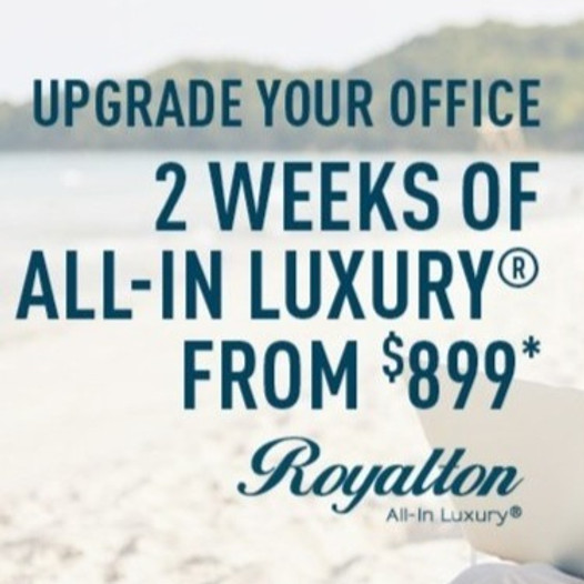Upgrade Your Office - 2 Weeks of All-In Luxury From $899