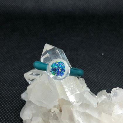 Opal Ring Sz 10