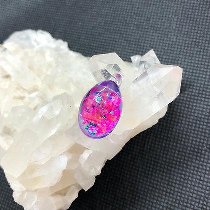 Opal 'Easter' Egg pendant