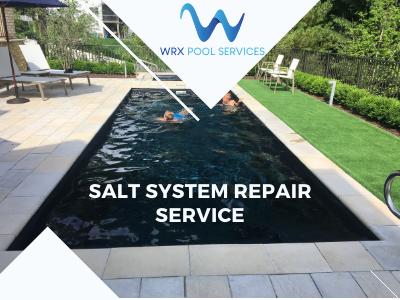 Pool Salt System