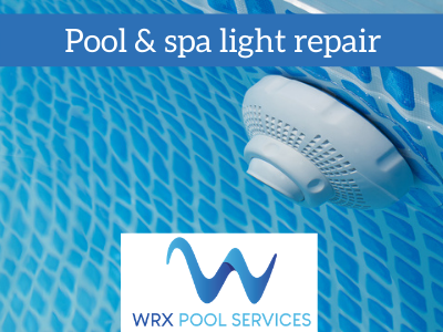 Pool and Spa Light Repair