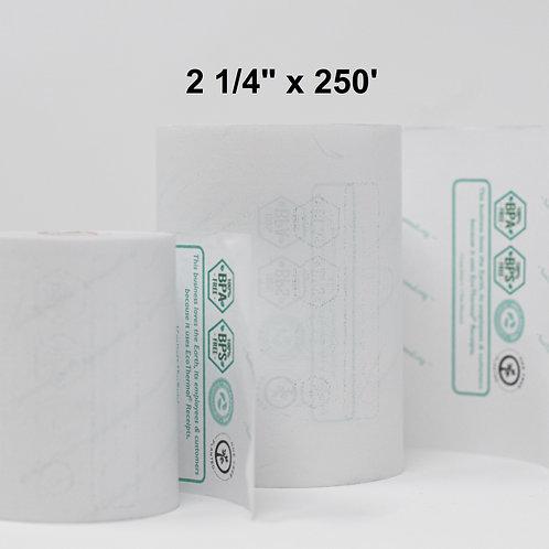 "EcoThermal Receipt 2 1/4"" x 250'"