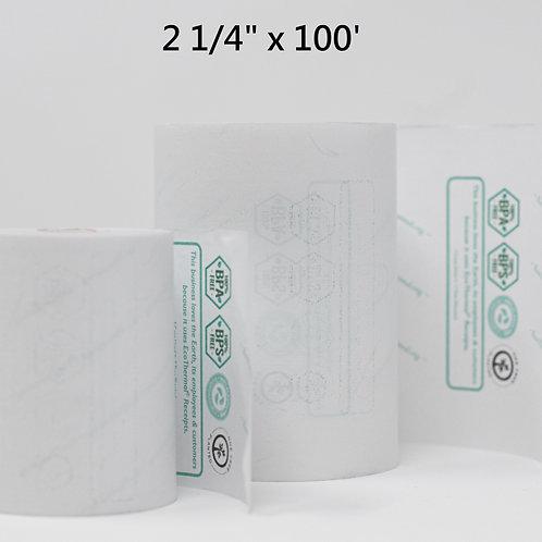 "EcoThermal Receipt 2 1/4"" x 100'"