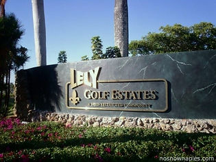 Lely Golf Estates HOA