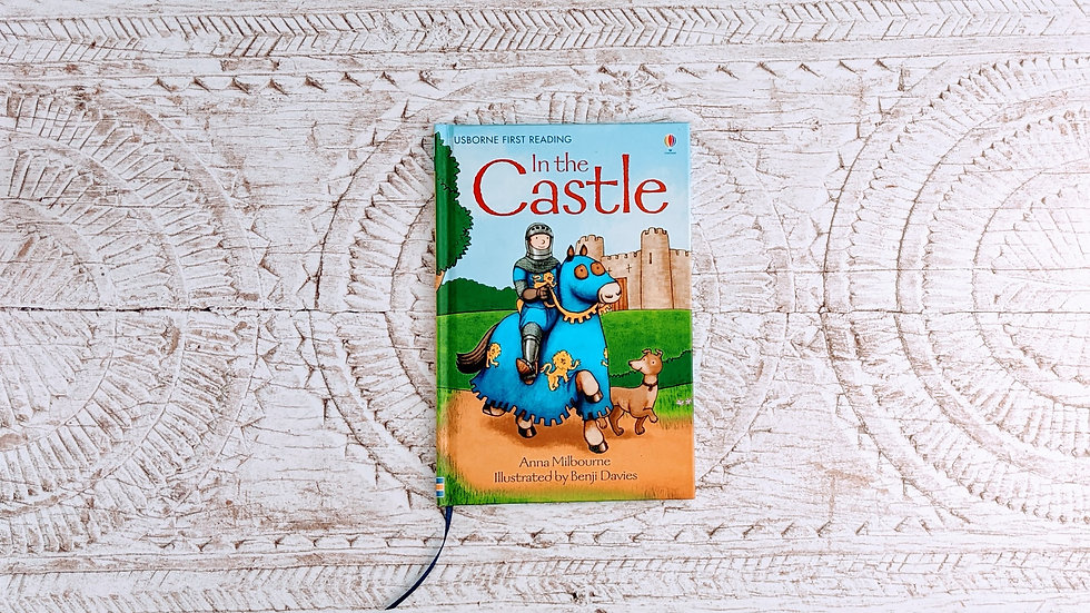 Usborne First Reading in the Castle - Anna Milbourne