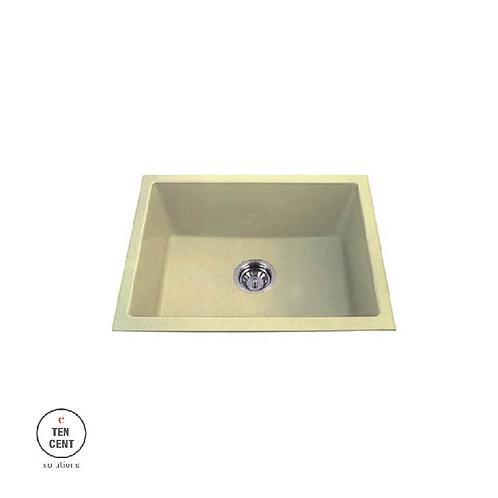 Carysil Granite Sink_Big Bowl