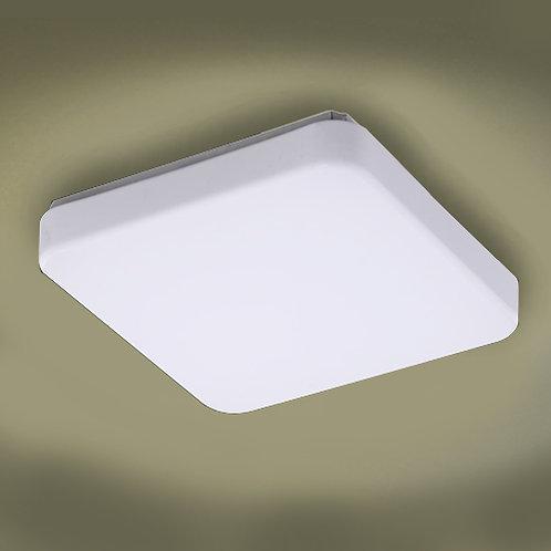 LUZ_664 Ceiling Light (Plain Design) (Square)