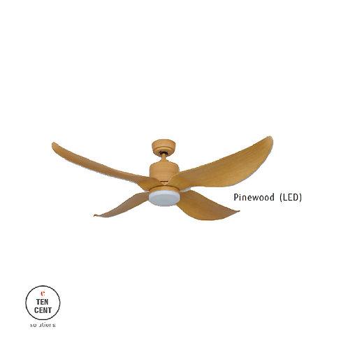 FANZTEC_ FT-TWS-1 52''  LED Ceiling Fan