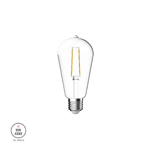 Megaman LED Filament E27 4.5w Warm White