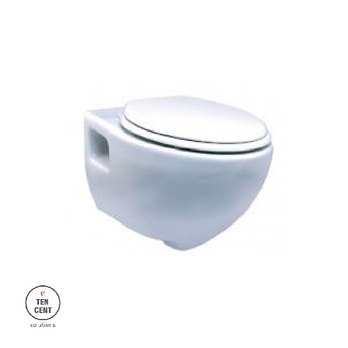 Sericite_WC 1020 Aroma Wall Hung WC