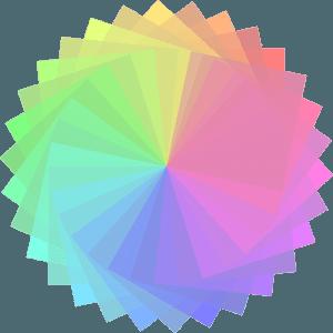 Licht-Farbtherapie