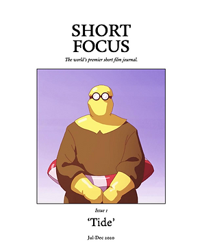 Short Focus short film journal Issue #1 cover Jul-Dec 2020.png