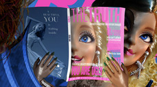 Marvellous Mermaid Magazine CU - Curious