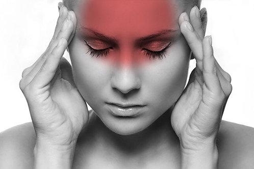 CBD headache roll-on