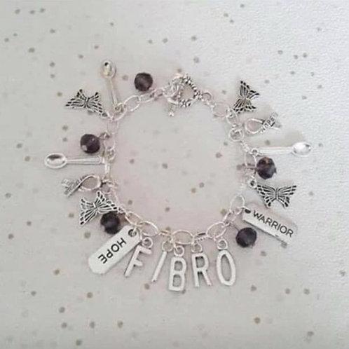 Fibro Charm Bracelet