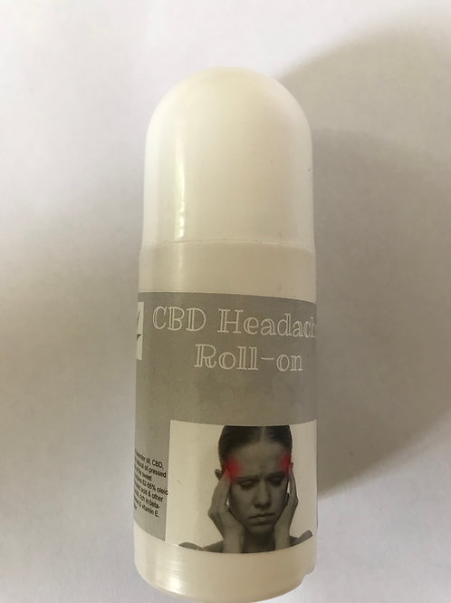 CBD Headache Roll On