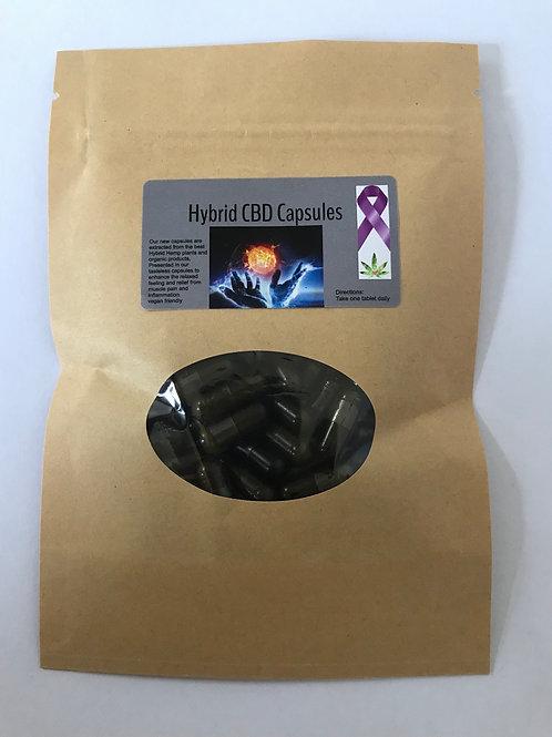 CBD Hybrid Capsules