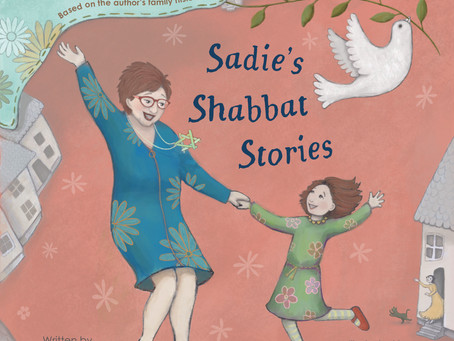 SADIE'S SHABBAT STORIES - ACTIVITIES AND COLORING PAGES