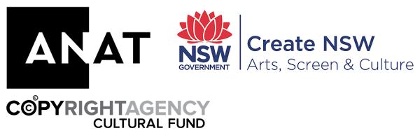 ANAT, Create NSW, Copyright Agency