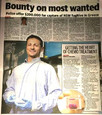 Most wanted on Daily Telegraph