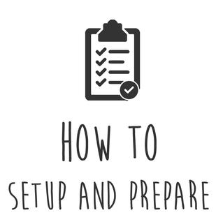 How To Setup And Prepare.m4v