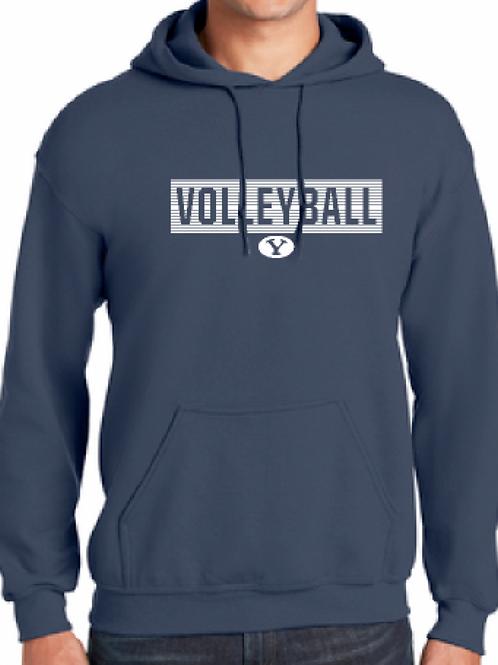 BYU Volleyball Hoodie