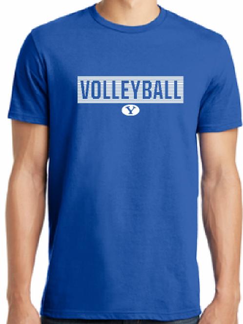 BYU Volleyball T Shirt