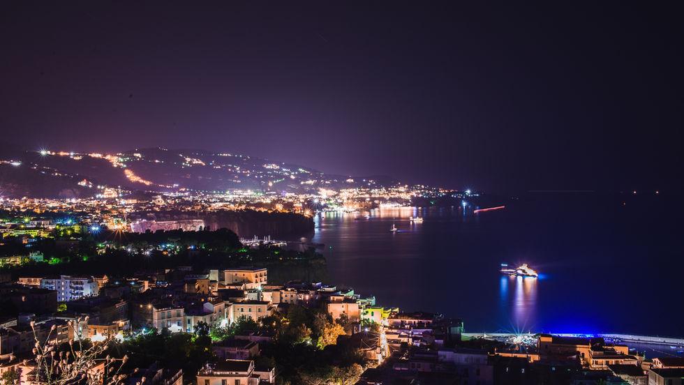 Sorrento by night v1