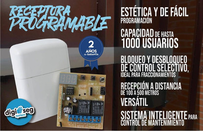 receptora programable