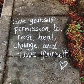 Courage & Self Confidence