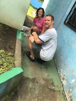 Mission trip in Costa Rica