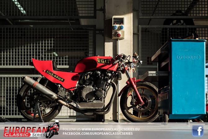 Motorland ARAGON, Alcaniz                                   (EGLI Kawasaki spürt Rückenwind) Europea