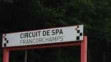 Spa Francorchamps (Die Dame Egli geht auf eine lange Wanderung) European Classic Series - Endurance