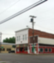 Commercial district along Oregon 99W