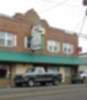 Downtown Sheridan along Main Street/Oregon Business 18