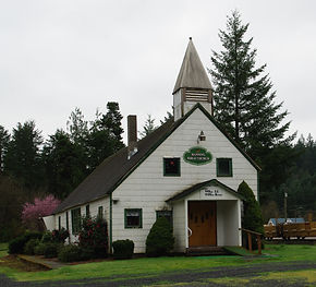 Manning Bible Church in Oregon