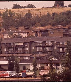 King City in 1972