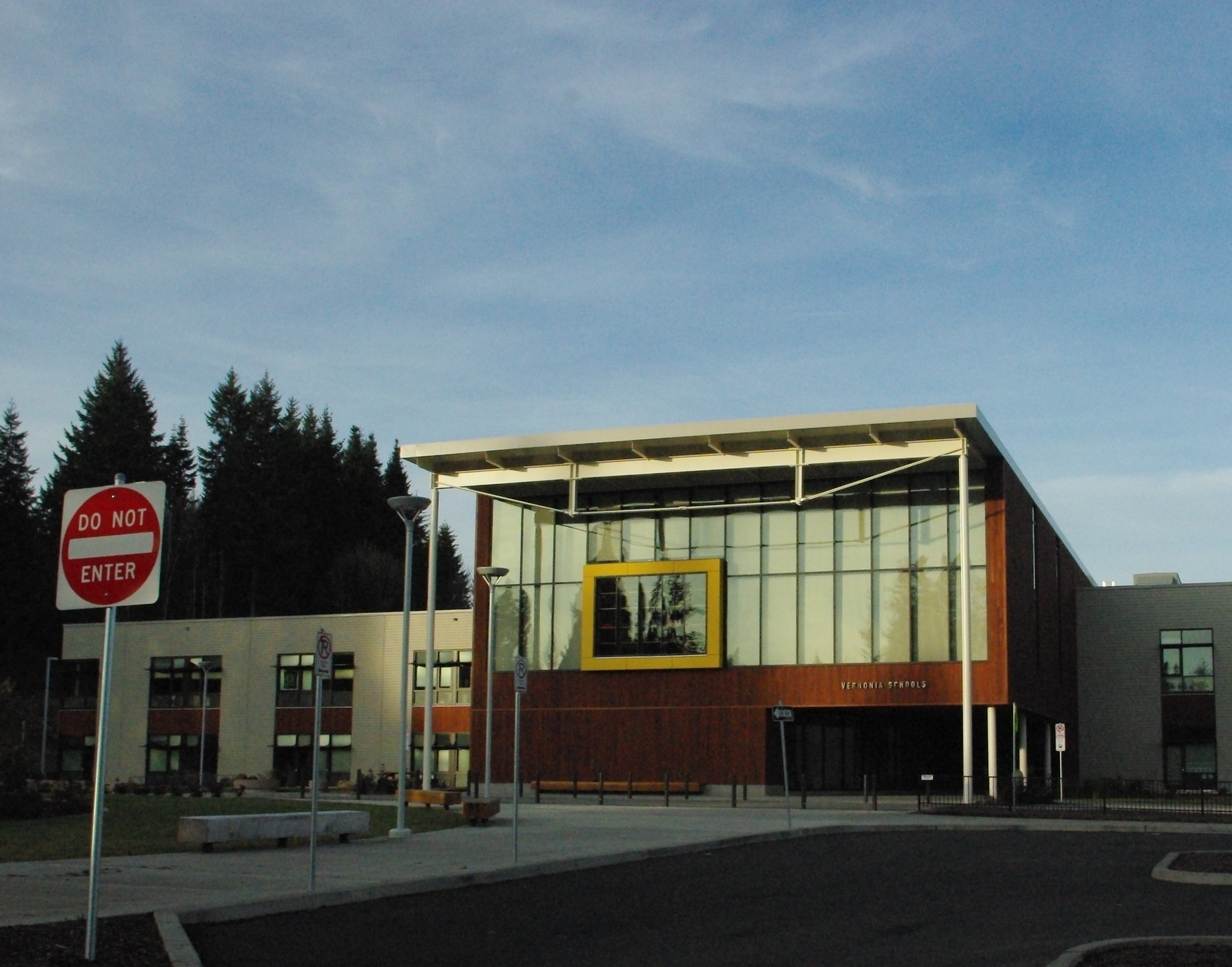 Vernonia Schools