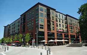 Rowlock Apartments in Orenco Station