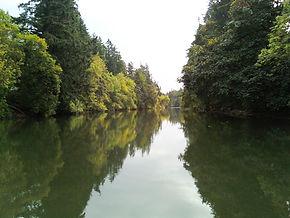 Tualatin River at Tualatin