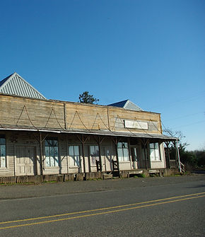 Former Mountaindale Store