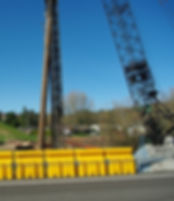 Construction on the Newberg-Dundee Bypass