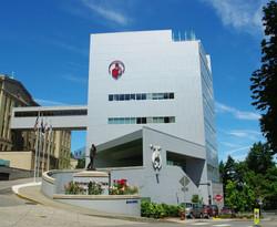 Shriner Hospital in Portland