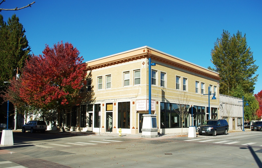 Downtown Sherwood