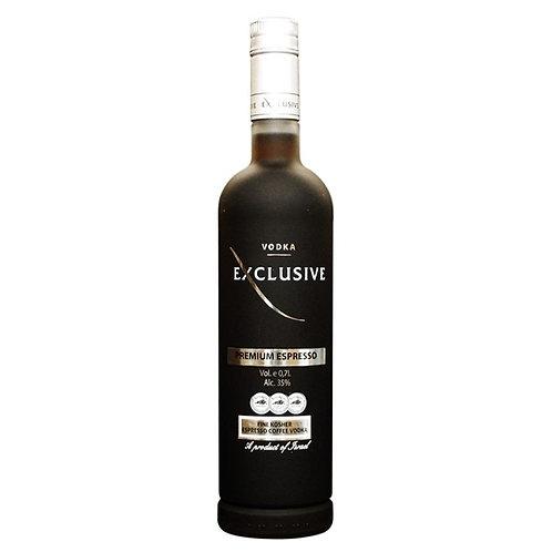 EXCLUSIVE - Vodka Premium Espresso (Israeli Prod