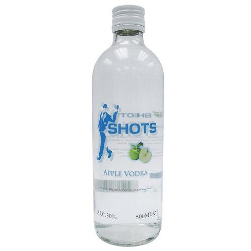 I-SHOTS – 青蘋果味伏特加 (500毫升) (美國進口)