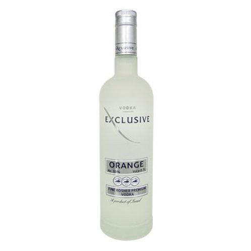 Exclusive Premium Orange Vodka