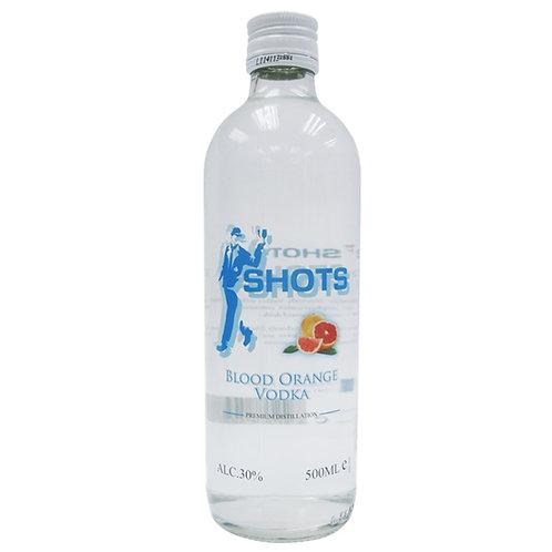 I-SHOTS – 血橙味伏特加 (500毫升) (美國進口)