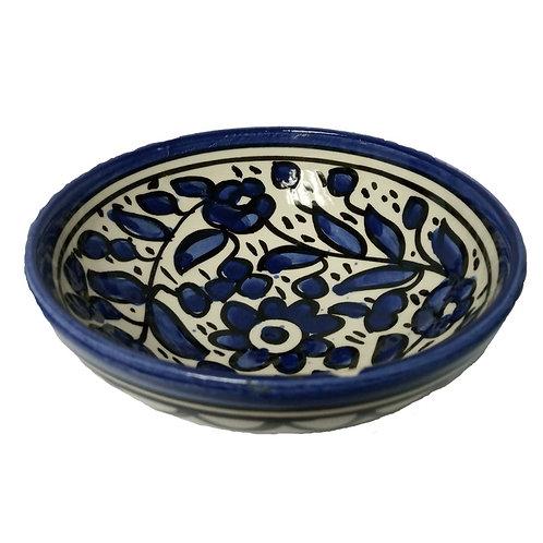 花碗 (12cm) 藍色