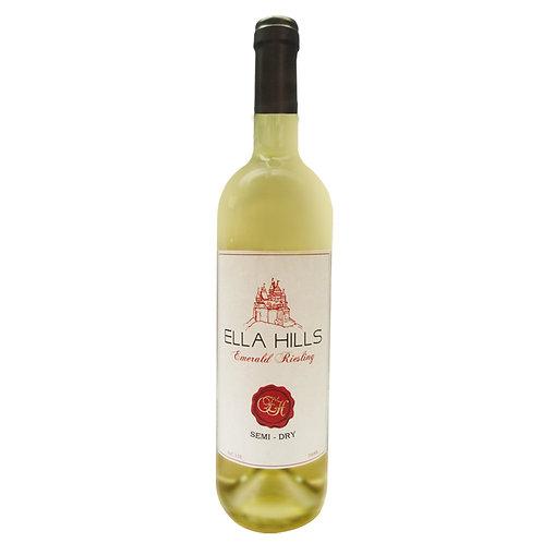 ELLA HILLS - Riesling White Wine(Israeli Products)